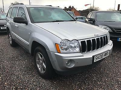 2008 JEEP GRAND CHEROKEE 3.0 CRD Limited AUTO DIESEL