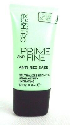 Catrice Prime and Fine Anti-Red Base Colour Correcting 30ml