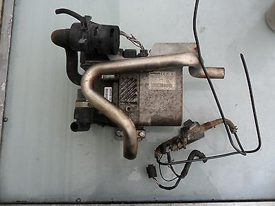 Webasto Fuel Burning Heater Diesel 12V Thermo Top Z & Fuel Pump / Plugs,