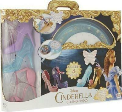 Disney Princess - Cinderella Styling Shoes - 18358 - New