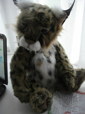 Charlie bears ,Isabelle Lee  LOVELY, LOKI the lynx