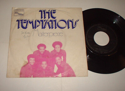 Germany 1973 Temptations Masterpiece Tamla Motown C00694223 Picture Cover