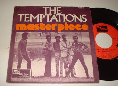France 1973 Temptations Masterpiece Tamla Motown 2C00694223 Picture Cover