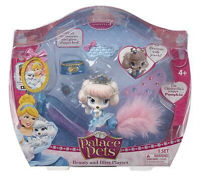 Disney Princess Palace Pets - Beauty and Bliss Playset - Pumpkin Puppy
