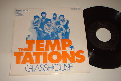 Germany Temptations Glasshouse Tamla Motown 1C00696508 Picture Cover