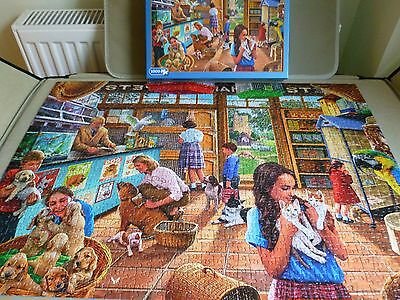Gibsons New Friends Jigsaw Puzzle (1000-Piece) - Used