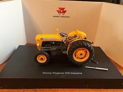 Universal Hobbies 1/32 Scale Massey Ferguson 35X Industrial - Boxed