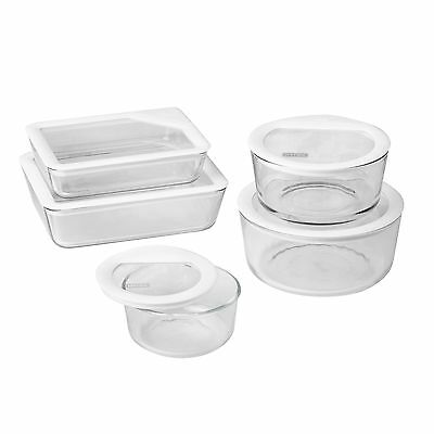 Pyrex 1122762 Ultimate Bridal 10 Piece Set NEW