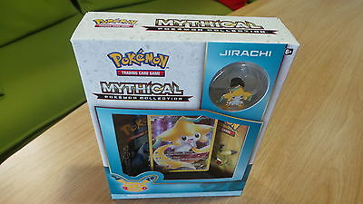 Pokeman Jirachi Mythical Collection Case Of 24 Boxes