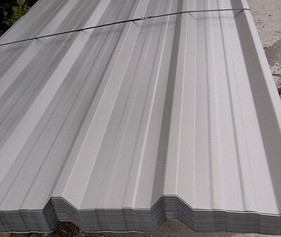 Steel Roof Sheets , Box Section Roof Cladding