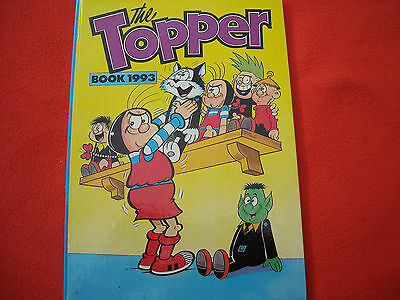 The Topper Annual 1993 In Excellent Minus Condition, Scarce