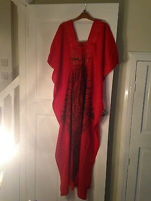 African Adult Kaftan, one size
