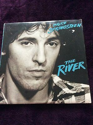 Bruce Springsteen The River Vinyl (x2 Record Set)