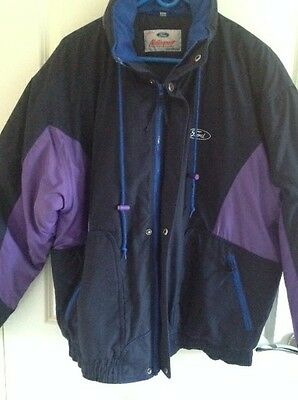 Ford rally jacket