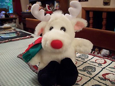 Adorable Plush Dancer The Reindeer Exc !