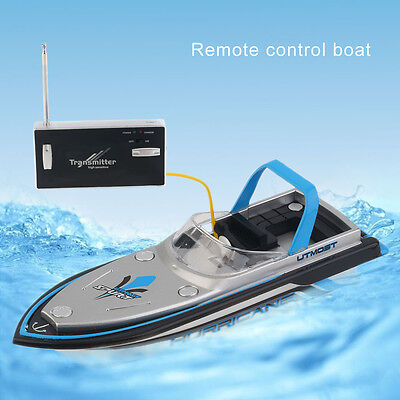 New Popular Micro Radio RC Control Super High Speed Electric Racing Boat Toys MP