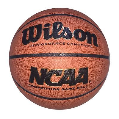 Wilson NCAA Competition Game Ball Basketball, Size 7 - RRP: £40.00
