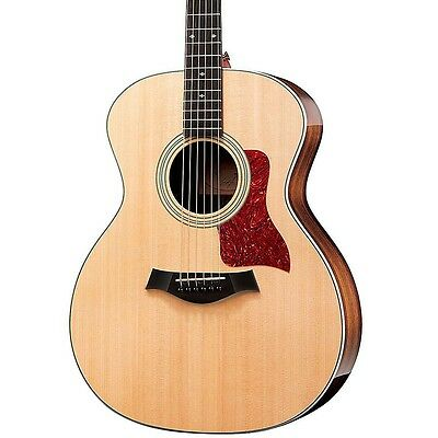 Taylor 214 Deluxe Grand Auditorium Acoustic Guitar Natural LN