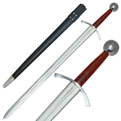 Archers Steel Medieval War Arming Knights Crusader Sword Collectible Replica