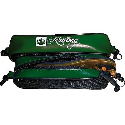 Knilling Deluxe Shoulder Rest Pouch Small, (Fractional Violin), Royal Blue
