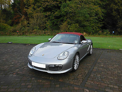 Porsche Boxster 3.4 987 RS 60 Spyder Convertible 2dr READVERTISED