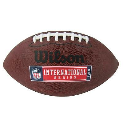 Wilson NFL International Series 2013 American Football - Size 9 - RRP: £15.00