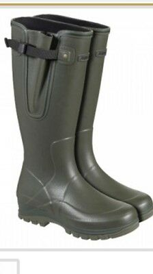 Musto Brampton Country Wellingtons Wellies Boots Size 6