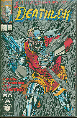 Marvel Comics Deathlok  1