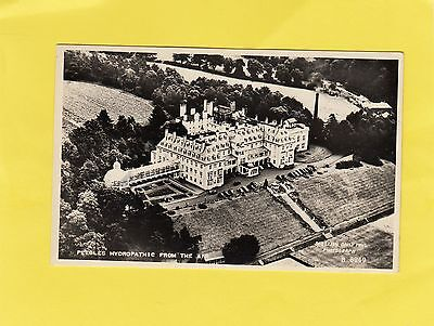AERIAL :   PEEBLES  HYDROPATHIC  from  AIR   ,    BORDERS    (  z58  )