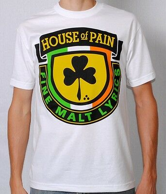 HOUSE OF PAIN OFFICIAL CLASSIC T SHIRT Cypress Hill Funkdoobiest N.W.A Ice T