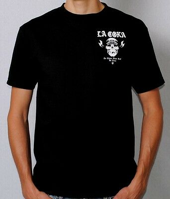 LA COKA NOSTRA THINE OWN SELF BE TRUE T SHIRT House of Pain Cypress Hill Slaine
