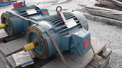 10 HP Baldor Reliance Electric Motor,1800 RPM,213TC 215TC Frame, EFC, 460 V, New