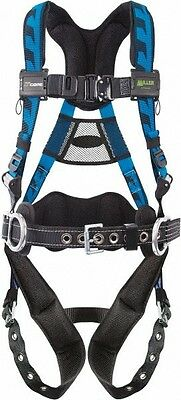 Miller AirCore 2XL / 3XL Full Body Safety Harness w/ D-Rings 400 lb. Capacity