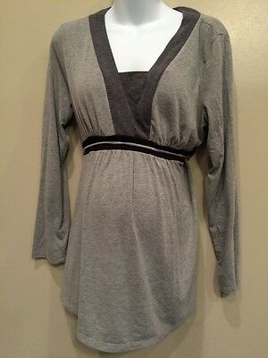 Oh Baby XL Maternity Nursing Top With Tie
