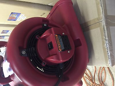 air mover, Omni Dry 2.9 1/3 HP