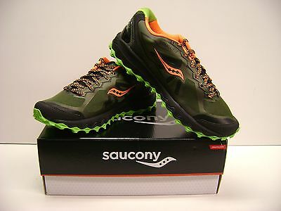 Saucony Peregrine 6 (S20302-3) Men's TRAIL Running Shoes Size 10.5 NEW