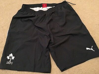 Irish Rugby Shorts. Size L. Good Condition