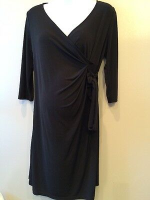 Oh Baby Medium Maternity Nursing Dress NWT