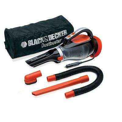Black & Decker Auto Dustbuster Vacuum Cleaner Portable 12V  Handheld lighter Car