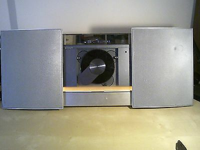 Sony CMT-L1` Interior Hi Fi Compact Music System