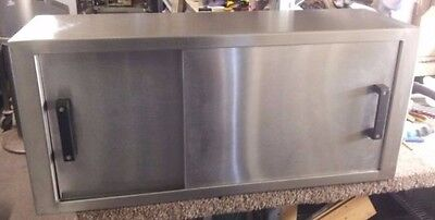 Stainless Steel Wall Cupboard, Catering, Kitchen