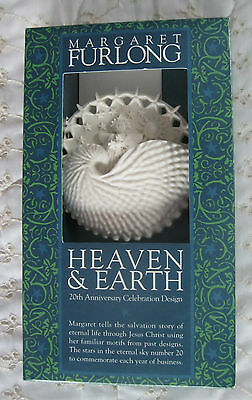 Margaret Furlong Heaven & Earth Angel, 20th Anniversary Collection Design in box
