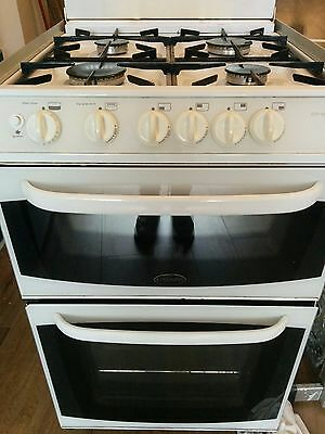 55cm Cannon freestanding gas cooker - separate grill - Great condition