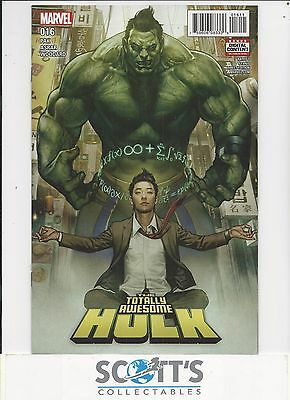 Totally Awesome Hulk   #16  New   (Bagged & Boarded) Freepost