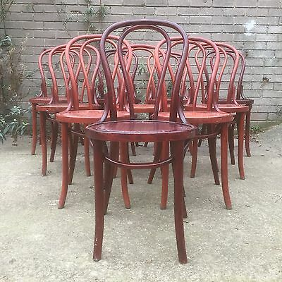 Vintage Bentwood Cafe Chairs