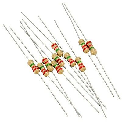 860Pcs 1/4 Watt Resistor 86 Kinds Of Different Resistance E-12 Series Assortment