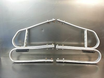 Can Am Outlander  Footboard Support Footrest Left & Right Pair side 2006-2012