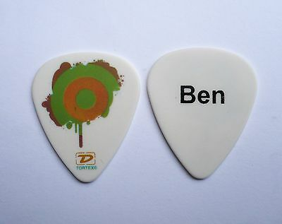 Ben Harper Guitar Pick. BHIC Logo Pick. Innocent Criminals