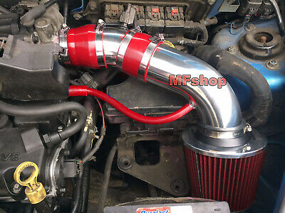 Red For 2001-2009 Chrysler PT Cruiser 2.4L L4 Non-Turbo Air Intake System Kit