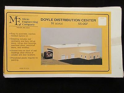 Micro Engineering company N Scale Doyle Distribution Center 55-007